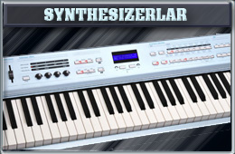 Synthesizerlar